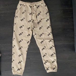 Playboy x Missguided Repeat Print Joggers